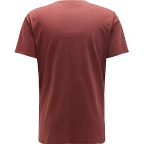 Haglöfs Mirth - T-shirt manches courtes Homme - rouge